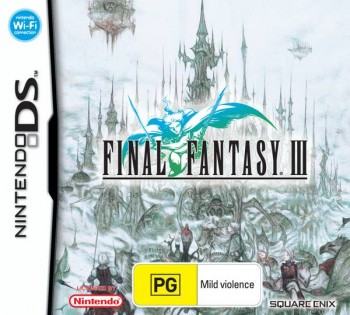 Final Fantasy III |  Nintendo DS | 2006